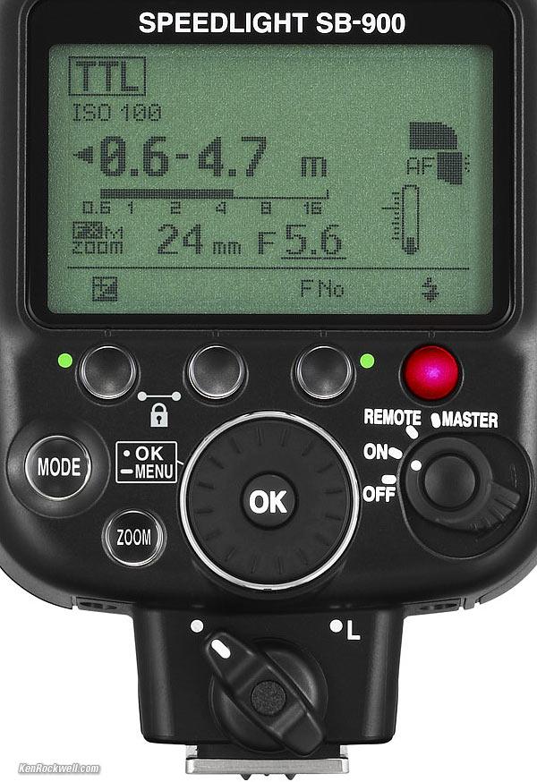 sb-900-controls