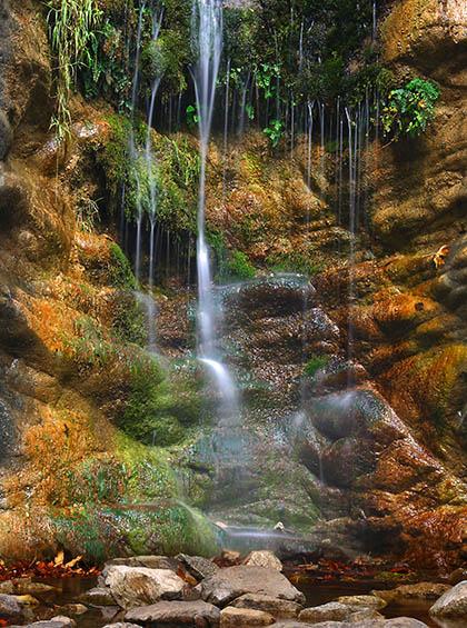 Kỹ thuật chụp ảnh - Kỹ thuật chụp ảnh thác nước