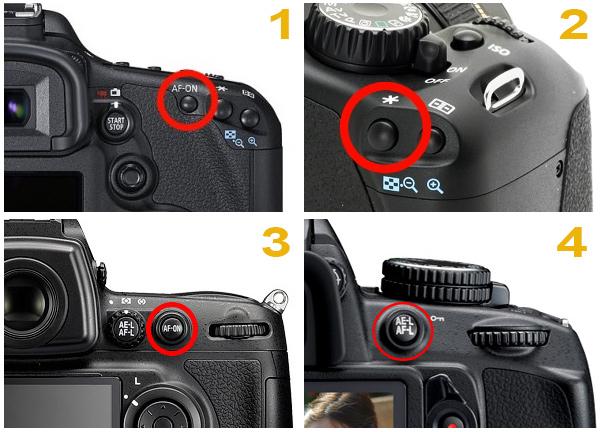 Đào tạo chụp ảnh-cách sử dụng máy dslr