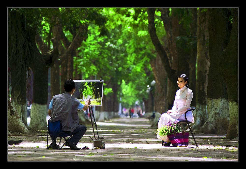 Cam xuc mua thu-Nguyễn Xuân Chính