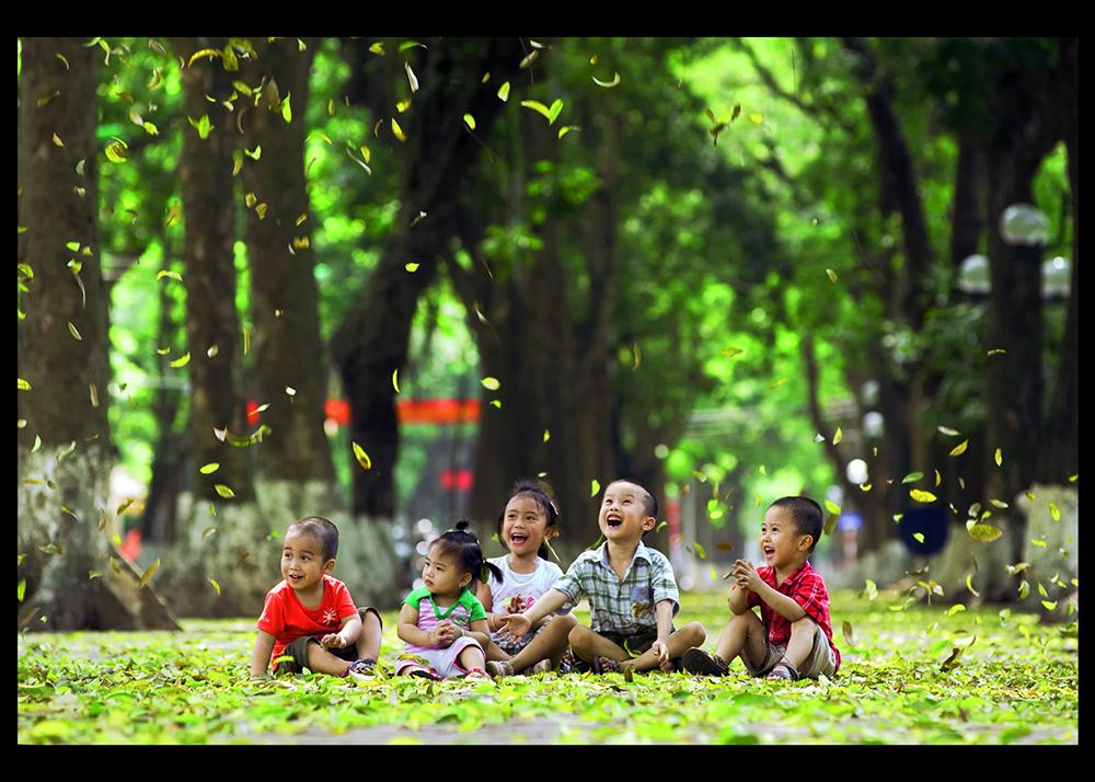 Nu cuoi tuoi tho-Nguyễn Xuân Chính