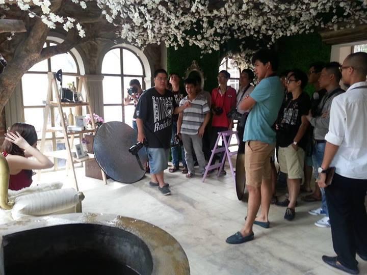 Đào tạo chụp hình-dạy chụp ảnh nâng cao