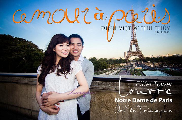 Học chụp ảnh cưới ở nước ngoài