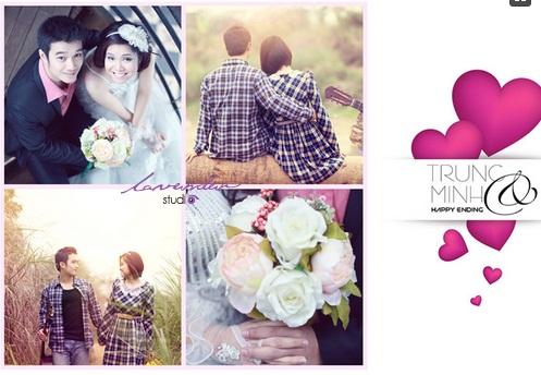 Học chụp hình cưới chuyên nghiệp và uy tín