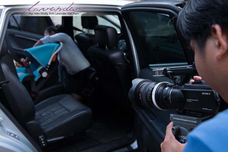 Học quay phim chuyên nghiệp nhất ở tphcm
