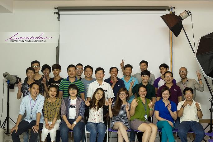 Lớp Nhiếp ảnh cơ bản tphcm