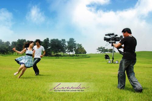 Học quay phim tại sài gòn