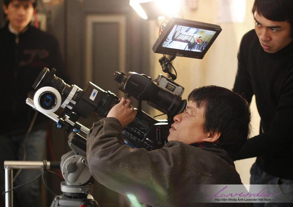 Học làm phim-học nghề làm và dựng phim