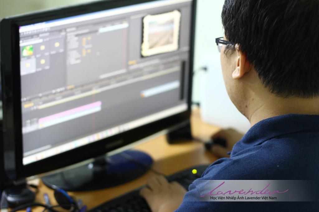 Học quay phim-làm nghề quay phim