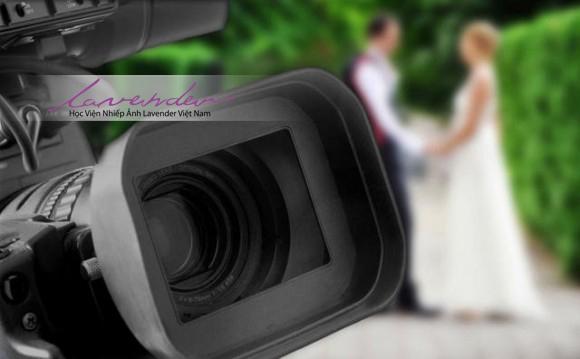 Học nghề quay phim sự kiện và cưới hỏi