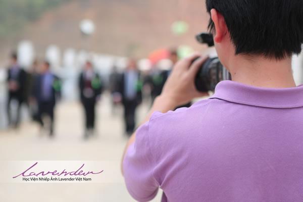 Học quay phim sự kiện công ty