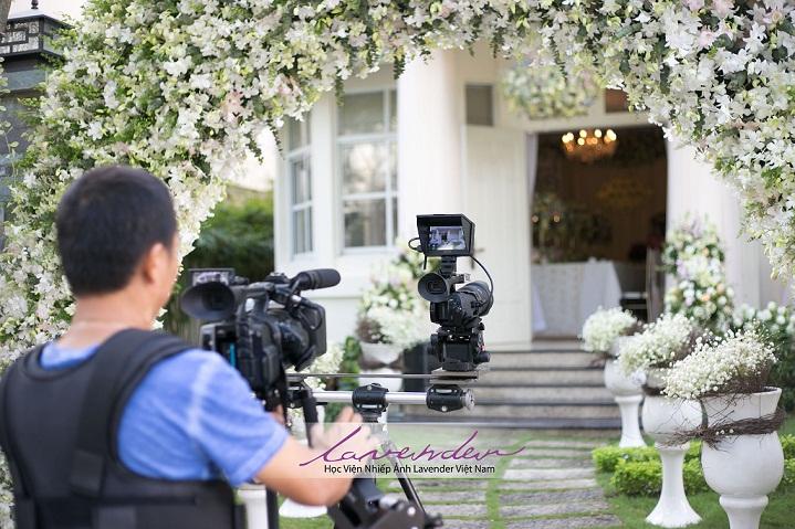 Học quay phim dịch vụ ở sài gòn