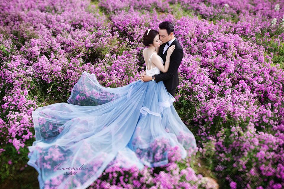 khoá chụp ảnh cưới nâng cao
