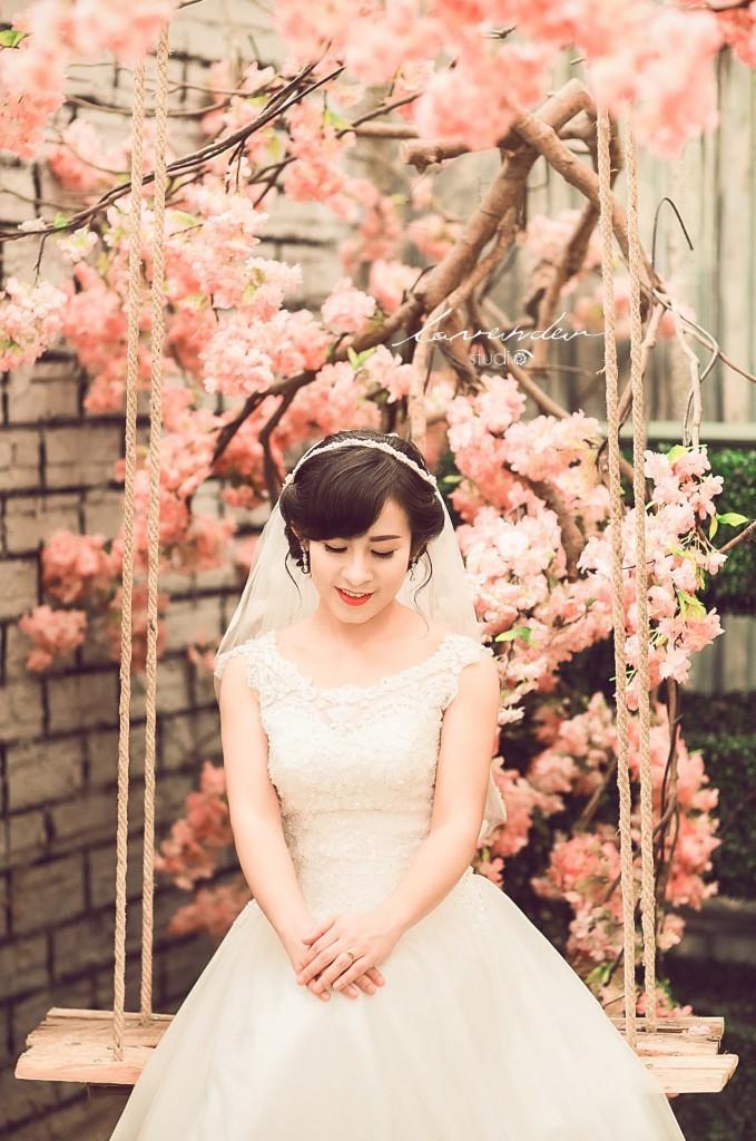 địa chỉ dạy nghề trang điểm cô dâu ở đà lạt