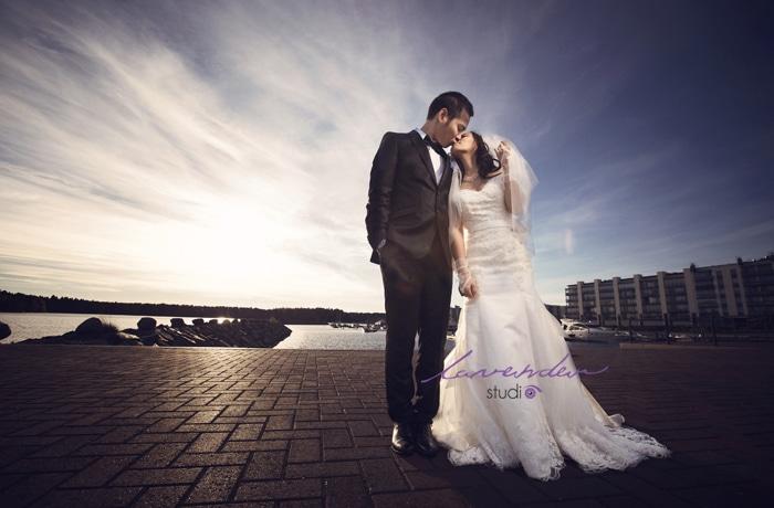 Thời gian học trang điểm cô dâu chuyên nghiệp tại Lavender
