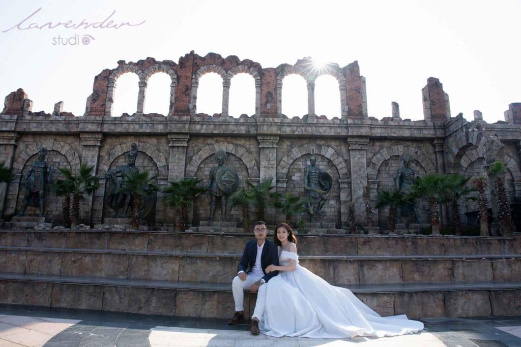 Học trang điểm cô dâu tại Lavender Edu