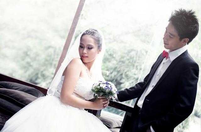 Địa chỉ trang điểm cô dâu đẹp ở tphcm