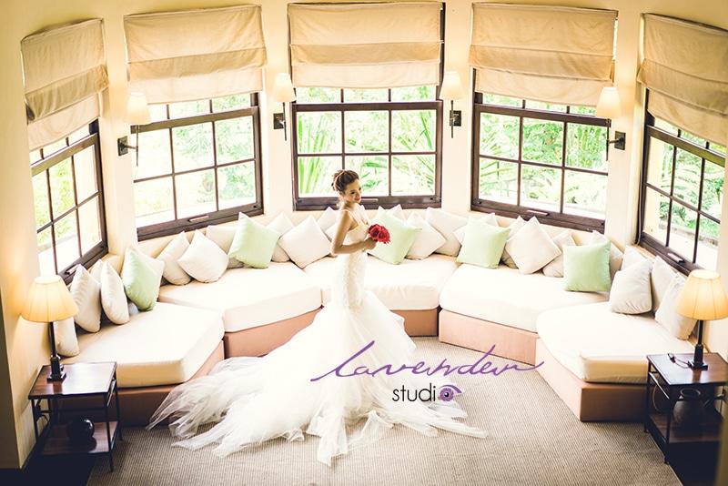 Khóa học trang điểm cô dâu tại Lavender