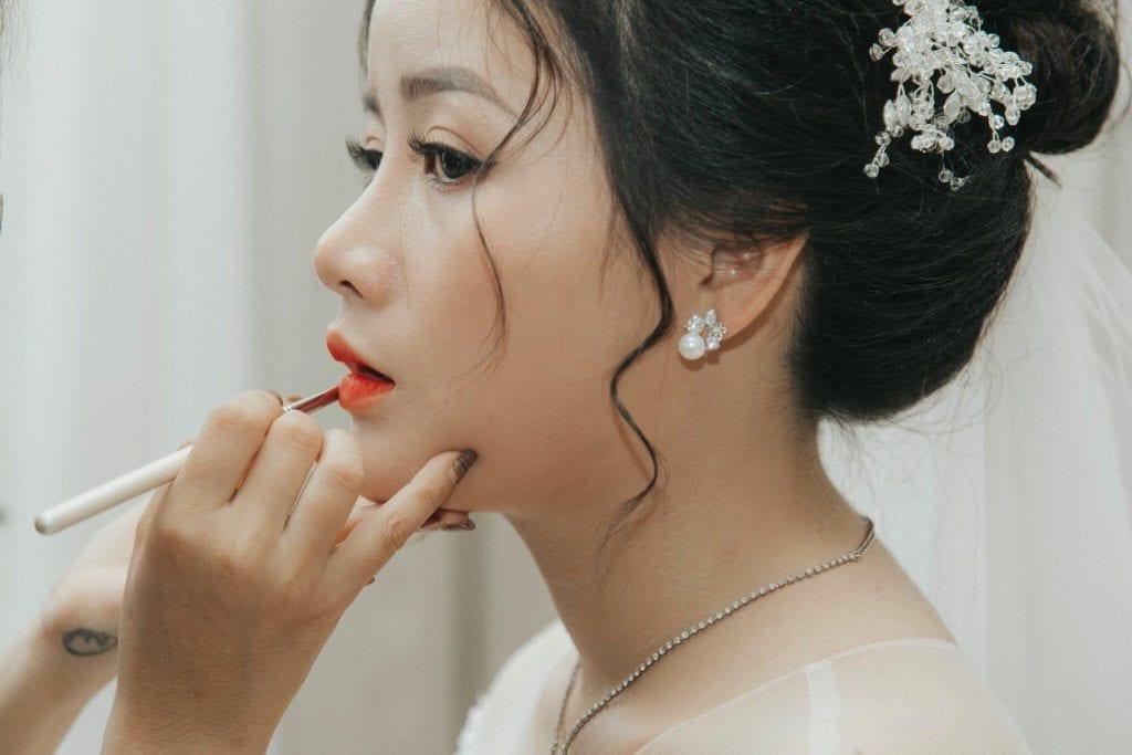 Những điều cần lưu ý khi học trang điểm cô dâu