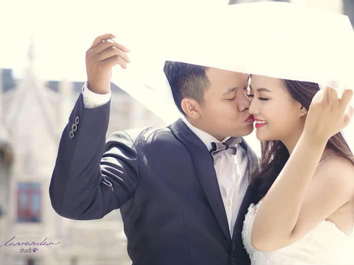 Học trang điểm cô dâu ở đâu chất lượng