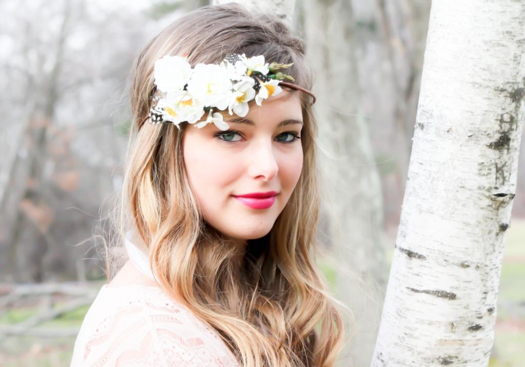 Phong cách makeup cô dâu lai tây quyến rũ