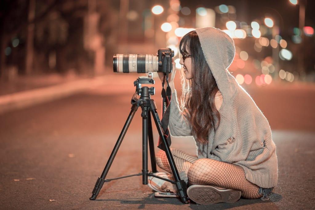 Kinh nghiệm chụp ảnh đường phố