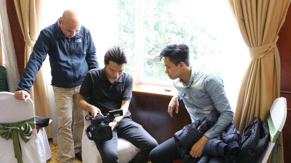 Trường đào tạo nghề quay phim chuyên nghiệp