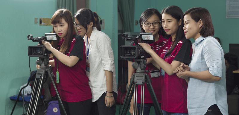 Khóa học đào tạo quay dựng phim căn bản
