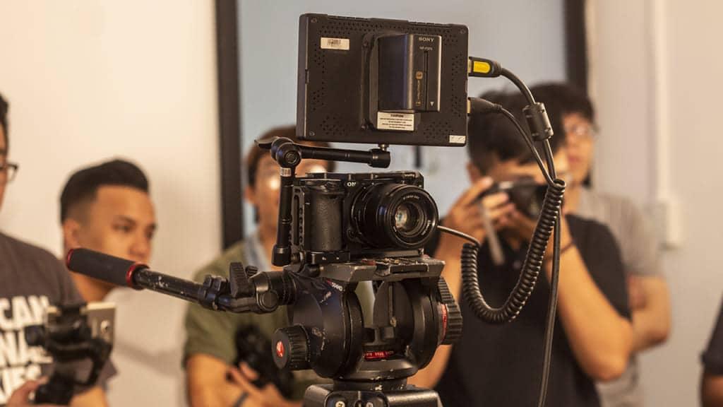Học quay phim ở đâu tốt nhất