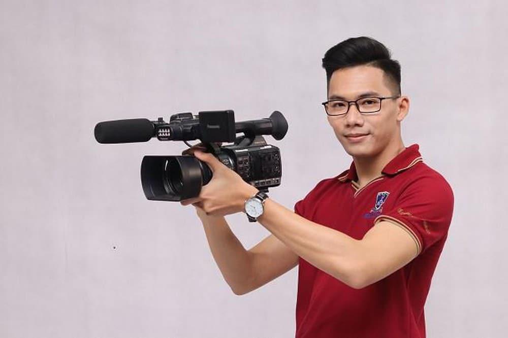 Nhận đào tạo học viên quay phim