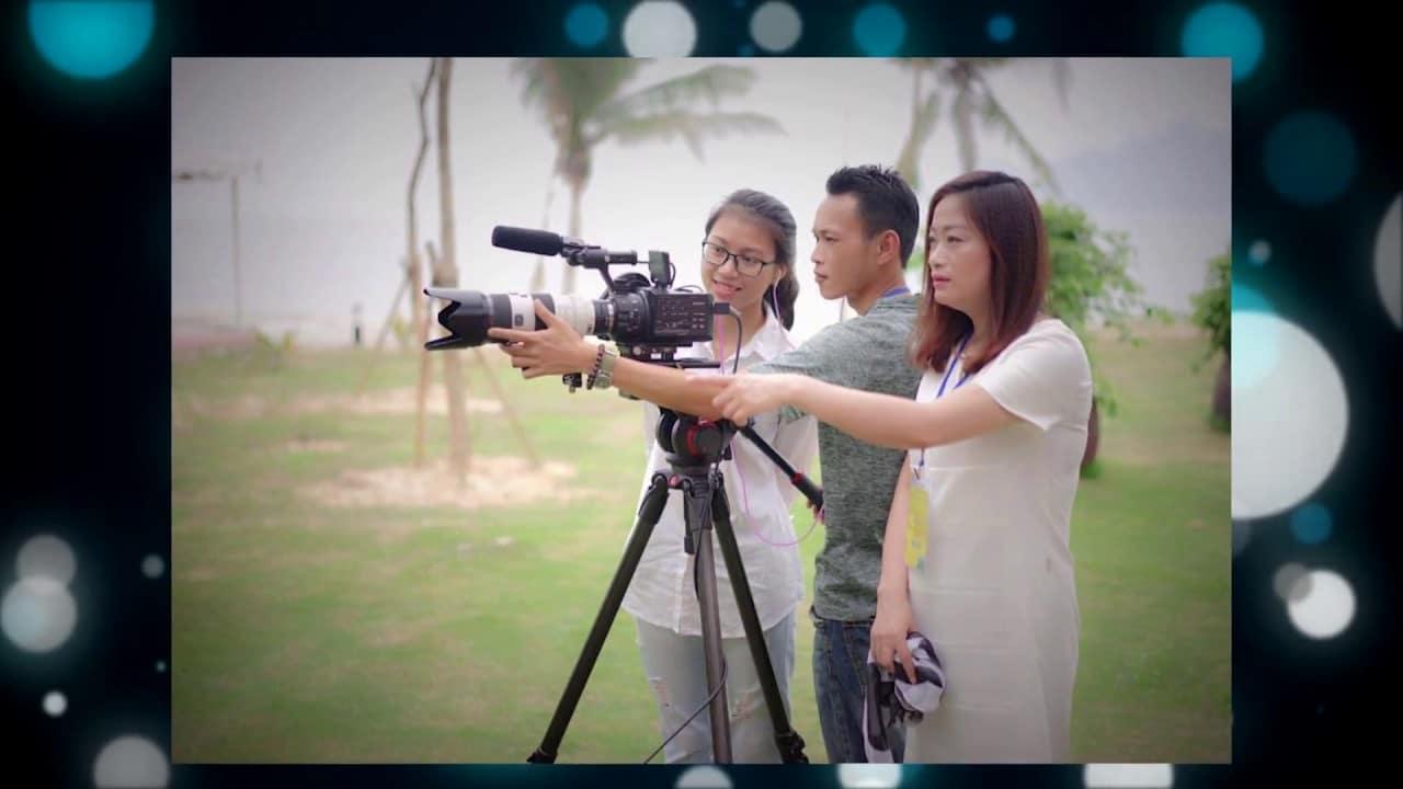 Nhận đào tạo quay phim chuyên nghiệp tphcm