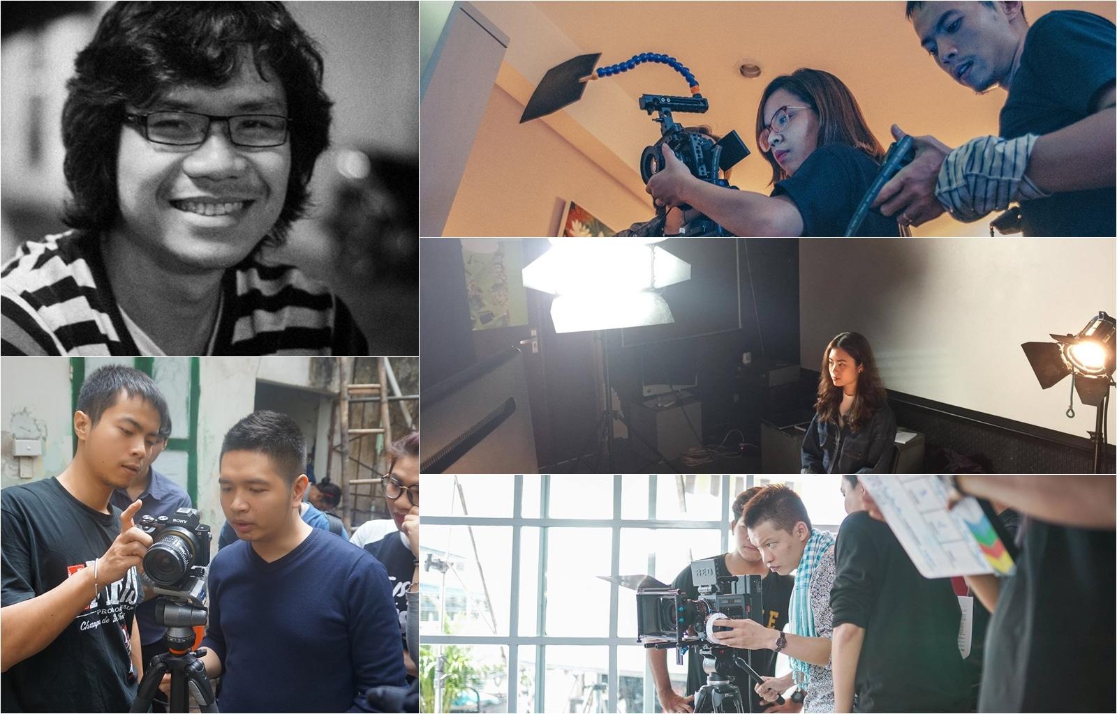Học quay phim chuyên nghiệp tại Tphcm