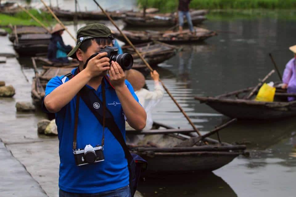 Kinh nghiệm chụp ảnh phong cảnh cho người mới bắt đầu
