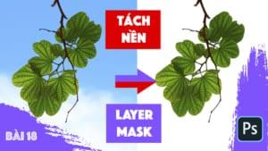 Cách dùng Layer Mask trong Photoshop