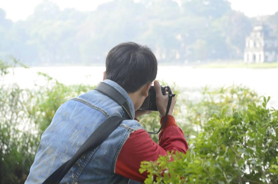 Khóa học nhiếp ảnh gia chuyên nghiệp Hà Nội