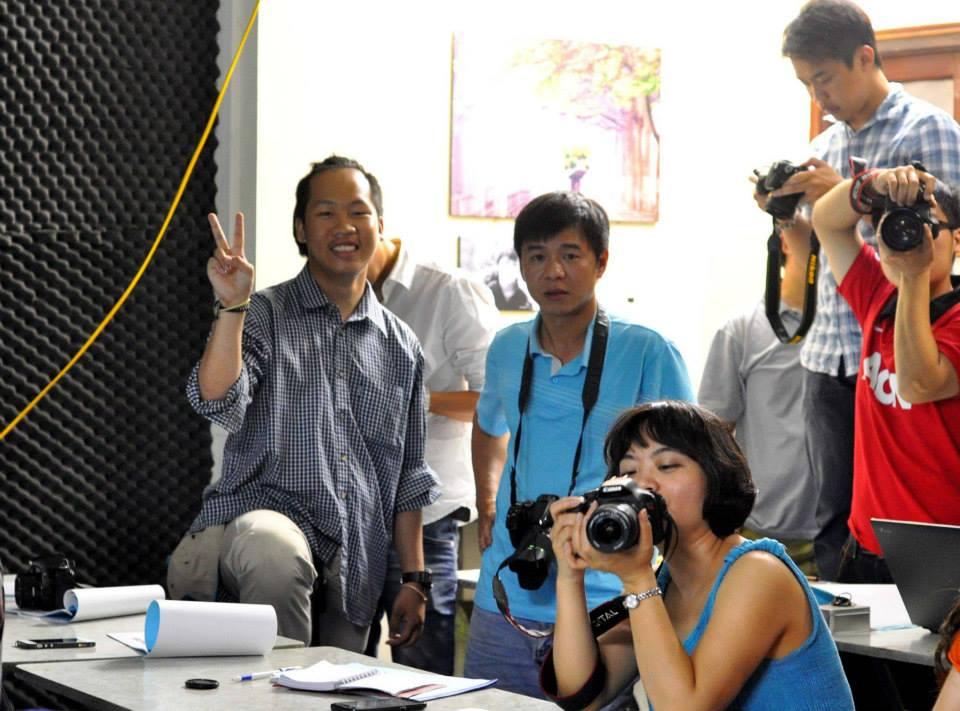 Khóa học đào tạo nhiếp ảnh gia chuyên nghiệp tại Lavender