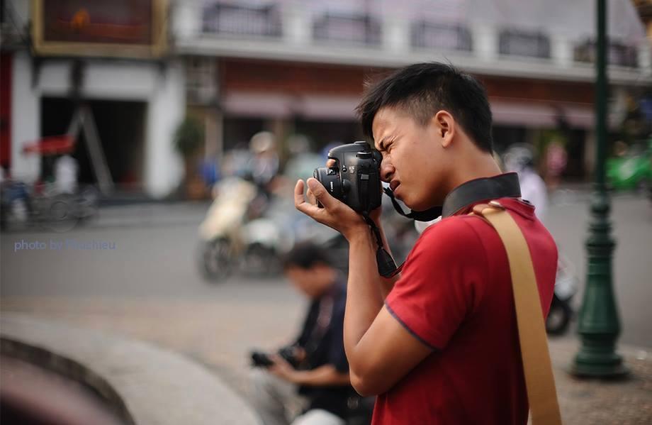 Học nghề nhiếp ảnh ở đâu
