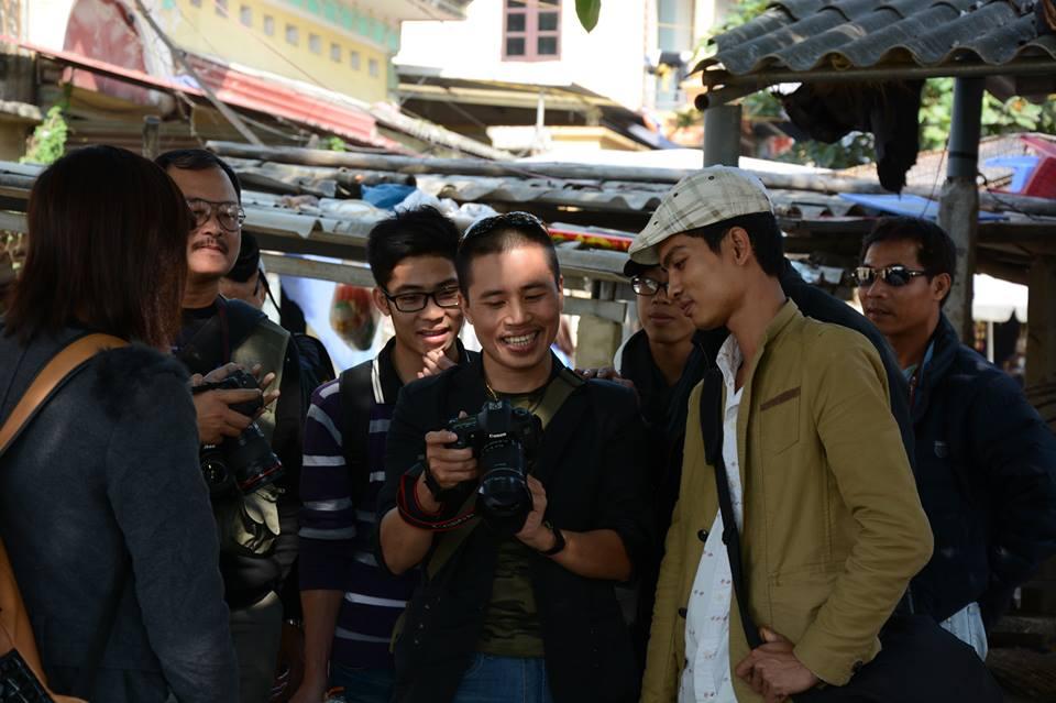 Học nhiếp ảnh gia tại Tphcm