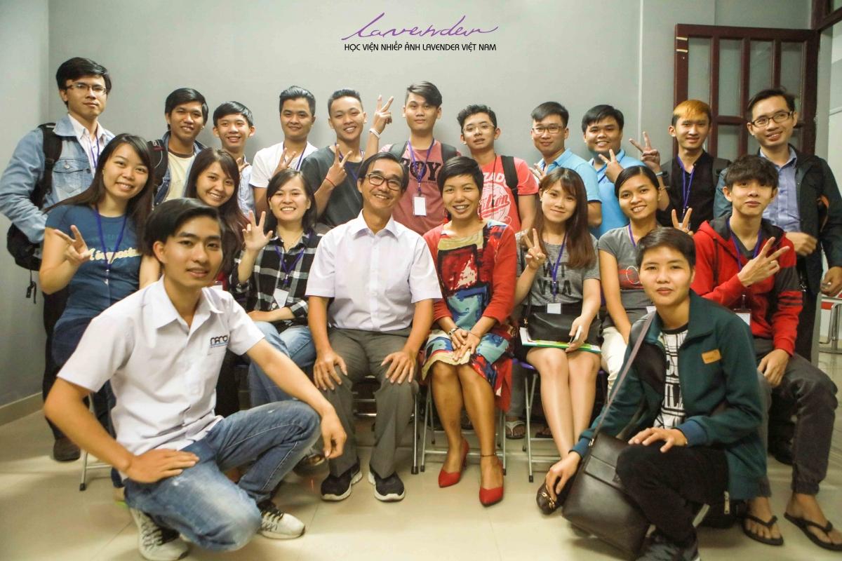 Lớp dạy quay phim chuyên nghiệp Tphcm