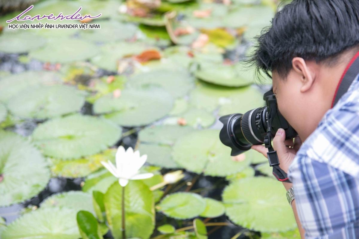Nghề nhiếp ảnh chuyên nghiệp